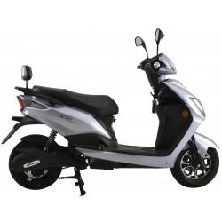 Elektrický motocykl RACCEWAY CITY/ SPORT RACING/ světle modrý-polomat