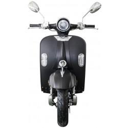 Elektrický motocykl RACCEWAY CENTURY, černý-matný