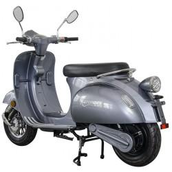Elektrický motocykl RACCEWAY CENTURY, šedý