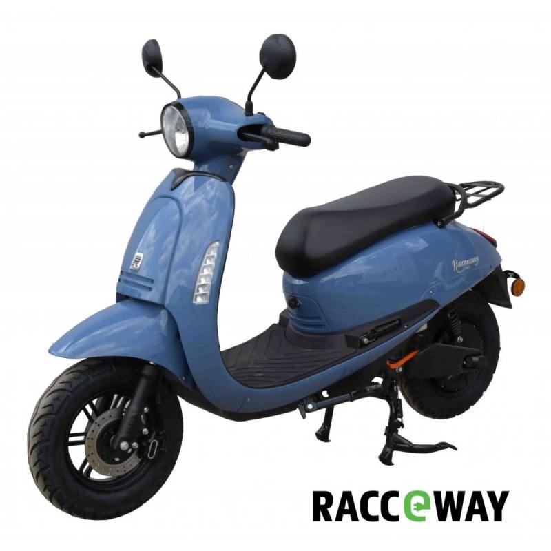 RACCEWAY DTR, lesklá modrá