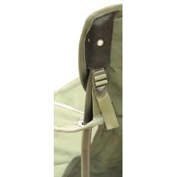 Chrániče nožů WORKER zimních bruslí černé (pár)